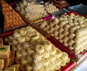 Diwali- the festival of lights and sweets