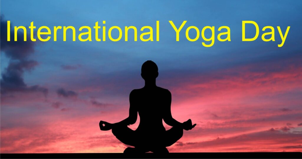 International Yoga Day 2021-Date and it's Significance